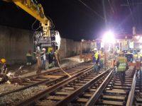Pequenos atrasos na modernização da ferrovia não comprometem os prazos de 2020
