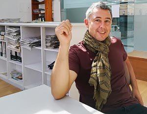 Gonçalo Cadilhe, jornalista e escritor