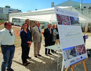 """Via Central é um """"passo crucial"""" para regeneração urbana"""
