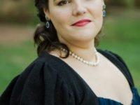Leonor Barbosa de Melo vive no palco a sua paixão pela música