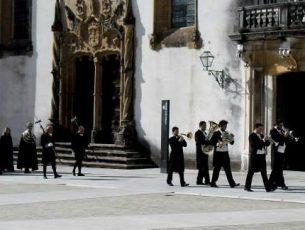 Música dos séculos XVI e XVII editada em CD pela Charamela da Universidade de Coimbra