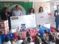 Escolas da freguesia de Lamas, Miranda do Corvo, são estrelas da Geração Depositrão
