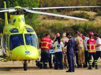 Bombeiros feridos em acidente em Arganil já tiveram alta hospitalar