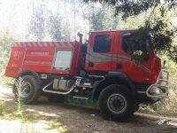 Habitação destruída pelo fogo fez quatro desalojados em Oliveira de Azeméis