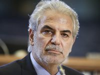 Christos Stylianides, EPA/OLIVIER HOSLET