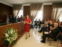 Primeira mulher presidente no município de Cantanhede promete  um concelho próspero