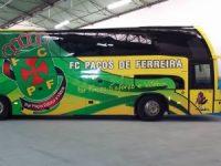 Paços de Ferreira demora quatro horas a chegar de Coimbra devido aos incêndios