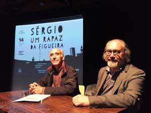 Luís Ferreira e António Tavares (Foto: BD-J.A.)