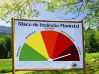 30 concelhos em risco máximo de incêndio