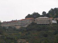 Chamas destruíram pavilhão de fábrica têxtil em Vodra (Seia)