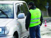 GNR deteve 77 pessoas nas últimas 12 horas em todo o país