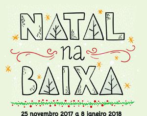 Pai Natal vai chegar à Baixa de Coimbra