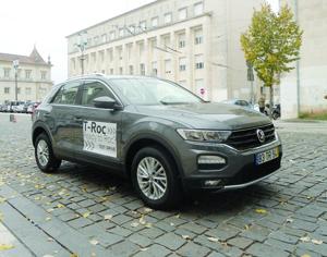 Automaran lança este fim de semana o VW T-Roc