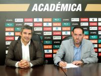 Ricardo Soares é o novo treinador da Académica