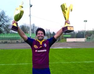 """""""Pintanas"""" de Coimbra vence Taça da República Checa"""