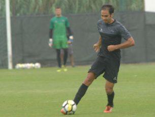 Ricardo Dias já treina na Briosa