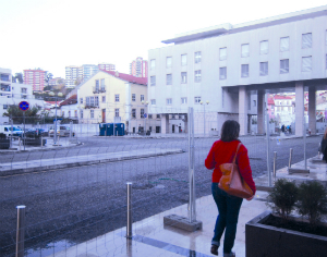 Bota-Abaixo fechado ao trânsito para realização das obras da Via Central