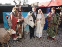 O tradicional presépio de Penela prevê atrair cerca de 50 mil pessoas