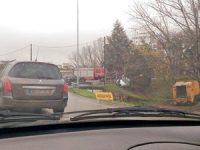Dia de chuva e muitos acidentes nas estradas
