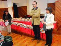Distribuição de meia centena de cabazes de alimentos na Lousã
