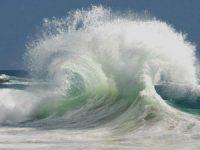 Sete distritos em aviso amarelo por causa da agitação marítima