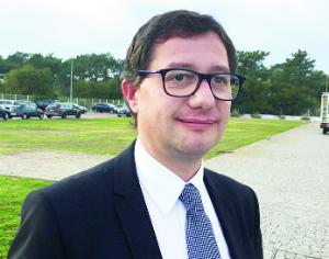Nuno Gonçalves, vereador da Câmara da Figueira da Foz