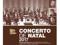 Câmara oferece Concerto de Natal na igreja do Convento São Francisco