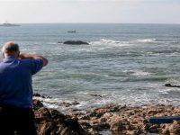 125 operacionais no resgate ao barco naufragado na Figueira da Foz