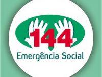 Governo ativa Linha Nacional de Emergência Social, número 144