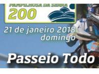 Quinta edição do 'Winter tour Pampilhosa da Serra 200' no dia 21