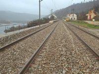 Travessas de betão substituem as de madeira na Linha da Beira Baixa