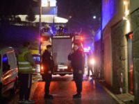 Consequências de incêndio em Vila Nova da Rainha dominam conversas na rua
