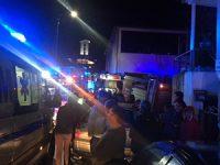 Ferido grave da tragédia de Vila Nova da Rainha morreu hoje no Porto