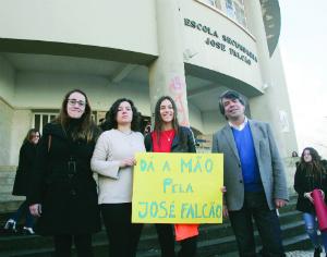 Todos juntos querem obras na José Falcão