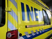 Vítimas de explosão em Peniche internadas em hospitais de Coimbra e Lisboa