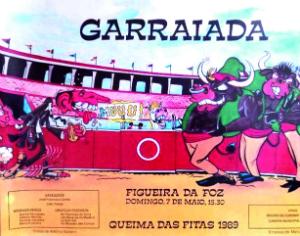 Conselho de Veteranos aprova Garraiada na Queima das Fitas de Coimbra