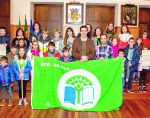 Alunos de Poiares lançam sugestões sobre cuidar da floresta