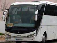 Manhã de ontem sem autocarros da Metro Mondego a circular