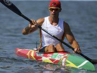 Fernando Pimenta campeão do mundo de K1 1.000 em canoagem