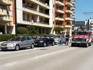 Atropelamento mortal, mesmo à porta de casa, de residente da Rua Miguel Torga