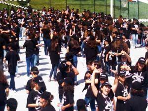 Escola João de Barros bate recorde mundial na Figueira da Foz