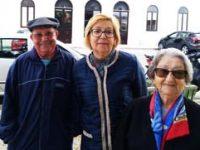 António Marques, Rosa Marques e Maria Marques