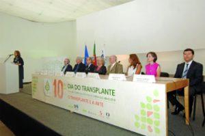 Dia do Transplante da SPT foi celebrado em Coimbra
