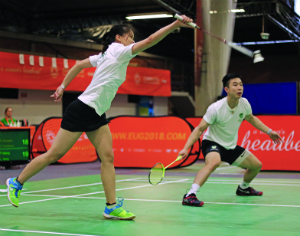 Andebol e badminton despedem-se dos Jogos Universitários