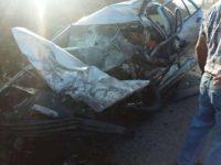 Violenta colisão provoca dois mortos em Tábua