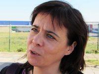 Catarina Martins defendeu na Figueira da Foz que investimento na saúde se aproxime dos 6% do PIB