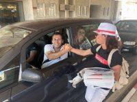 DIÁRIO AS BEIRAS recebe emigrantes na fronteira de Vilar Formoso