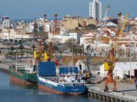 Porto da Figueira da Foz será hoje um dos mais afetados pela greve dos estivadores
