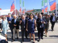 Região esteve ontem representada em força na inauguração da Expofacic