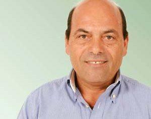 Carlos Batata, presidente da junta